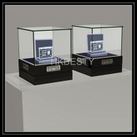 Wholesale watch display tower glass top from china suppliers