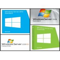 Wholesale Microsoft server 2008 r2 standard SP1 OEM Activation Warranty Lifetime Guarantee from china suppliers
