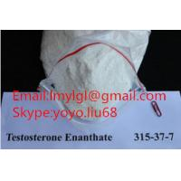 Buy cheap Safe Anabolic Fat Burning Trenbolone Powder CAS 315-37-7 Testosterone Enanthate from wholesalers