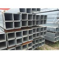 Wholesale 40 * 40 * 2.0mm Steel Drilling Hole Steel Rectangular Tubing For House Building from china suppliers