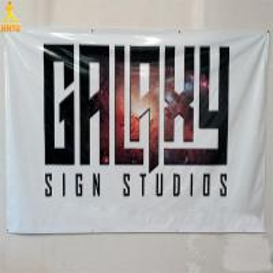 personalised image printed banner , custom size full color printing, vinyl banner