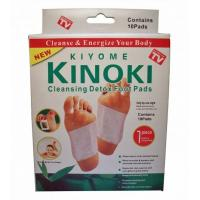 Wholesale kinoki detox foot patch from china suppliers