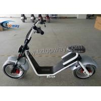 Wholesale High quality e-bike electric scooter for young man adults 1200 watt from china suppliers