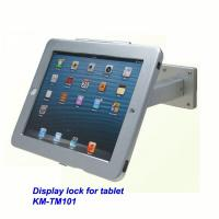 Wholesale COMER wall mount anti-theft display for tablet ipad in shop, hotels, restaurant from china suppliers