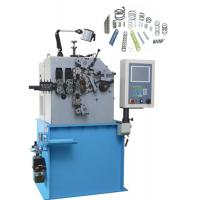 Wholesale High Speed Compressed Spring Making Machine With Unlimited Wire Feeding Length from china suppliers