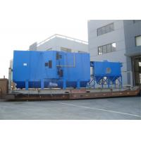 Wholesale H Beam Roller Conveyor Shot Blast Cleaning Machine For Beam Blasting 65 - 70 m / s from china suppliers
