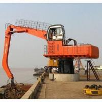 Wholesale Durable Hydraulic Material Handler with Removable Grab Teeth from china suppliers