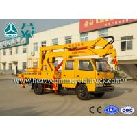 Wholesale Isuzu 14 Meters High Efficiency Aerial Platform Truck Long Service Life from china suppliers