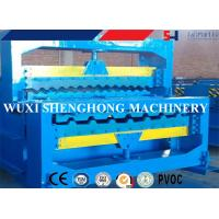 Wholesale High speed Roofing Sheet Wall Panel Double Layer Roll Forming Machine from china suppliers