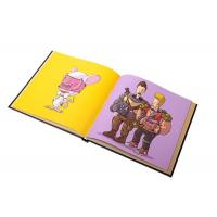 Buy cheap Glossy Cardboard Paperback Children Books Printing Children's Books CMYK Color Print from wholesalers