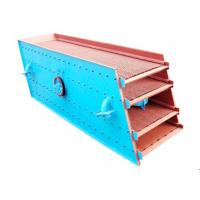 Wholesale Industrial Mining Vibrating Screen Machine 32-350 M3 / H Processing Capacity ER2YK1860 from china suppliers