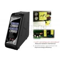 Wholesale Black  RC  DUO Charger , High power lipo rc battery charger with 400W large current 20a from china suppliers