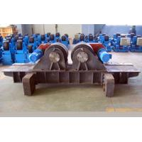 Wholesale Conventional Wired 60 Ton Welding Tank Turning Rolls VFD Adjustable from china suppliers
