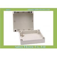 Buy cheap 160x160x90mm large project enclosures waterproof plastic enclosure manufacturers in china from wholesalers