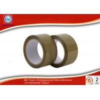 Wholesale No - Bubble Brown Colored  BOPP Packaging Tape , Self Adhesive Tape from china suppliers