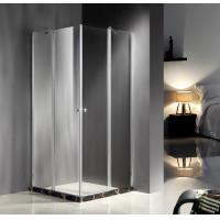 Wholesale Square Corner Entry Glass Shower Cubicles 900 X 900 Free Standing Type from china suppliers