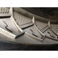 Quality Custom Motorcycle Tire Forming Tire Mould EDM And CNC Technology for sale
