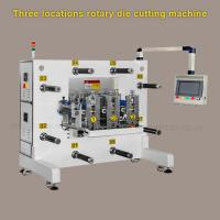 China Automatic Rotary Die Cutting Machine For Protective Film And Adhesive Tape on sale
