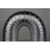 Buy cheap Transparent Flexible Semi-rigid Aluminum Duct Hose Tube With Easy Installation from wholesalers