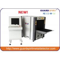 Wholesale Conveyor Security X Ray Inspection System , Luggage Scanner X Ray Machines At Airports from china suppliers