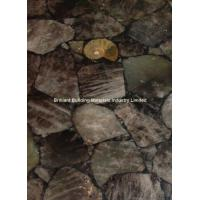 Wholesale Smoky Rock Crystal Semiprecious Stone Tiles from china suppliers