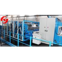 Wholesale 1.85m Textile Nonwoven Carding Machine , Single Cylinder Non Woven Fabric Making Machine from china suppliers
