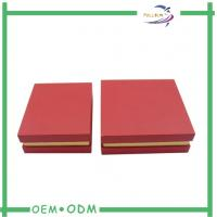 Wholesale Golden Paper Perfume Gift Box With Lid from china suppliers
