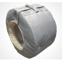 Wholesale Construction Thermal Insulation Covers Pipe Aerogel Insulation Removable from china suppliers