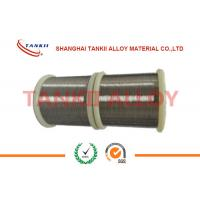 Wholesale Diameter 1.0mm 1.2mm TP / TN Thermocouple Bare Wire Type T Copper - Constantan Wire from china suppliers