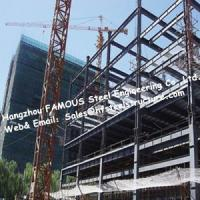 Buy cheap Customized Pre-engineered Steel Building Apartment Steel Structure Contractor General Turnkey Construction China from wholesalers