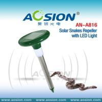 Buy cheap Solar Snakes Repeller with LED Light from wholesalers