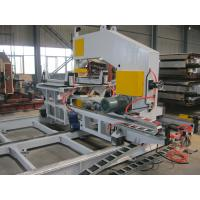 Quality Mitsubishi PLC Sandwich Panel Production Line / PU Sandwich Panel Machine for sale