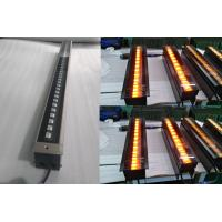 Buy cheap External Brightness Rgb Led Wall Washer With Alumium Bracket Embedded Part from wholesalers