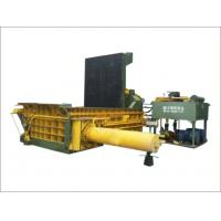 Wholesale Pushing - Out Discharging Scrap Hydraulic Baling Press PLC Control from china suppliers