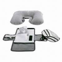 Wholesale Travel Pillow Set, Ideal for Promotional Purposes, Available in Various Colors from china suppliers