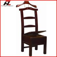 Quality Solid Wood Chair Valet Stand for sale
