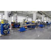 Wholesale Garden Hose / Braided Yarn Reinforced PVC Hose Extrusion Line , PVC Plastic Pipe Extrusion Machine from china suppliers