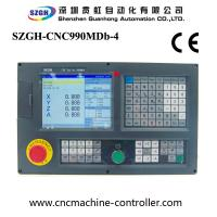 Wholesale 1um Precision 4 Axis CNC Milling Controller For Servo Stepper , 5MHz  Output Frequency from china suppliers