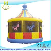 Wholesale Hansel inflatable kids jumping castle for sale in amesement park from china suppliers