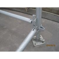 Wholesale Aluminium Wedge Lock Stairway Kwikstage Scaffolding For Construction Equipment from china suppliers