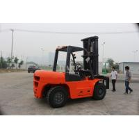 Wholesale powerful 3m lifting height 6T Diesel forklift with nice price and good performance use in outdoor of  warehouse from china suppliers