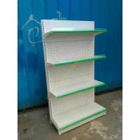 Wholesale Pegboard Metal Shop Supermarket Display Shelving Durable Cold Rolled Steel from china suppliers