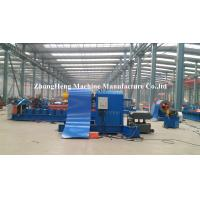 Wholesale Hydraulic 1250 mm PPGI Coil Decoiler / Decoiling Machine With Capacity 10 Ton from china suppliers