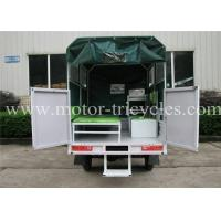Wholesale Medical Closed Box Cargo Tricycle Ambulance Electrical Kick Drum Brake from china suppliers