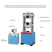 Wholesale Hydraulic Power Universal Tensile / Compression / Bending / Shearing / Testing Machine Usage from china suppliers