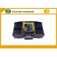 Buy cheap Professional Plastic Automatic Poker Playing Cards 2 Decks Casino Card Shuffler from wholesalers