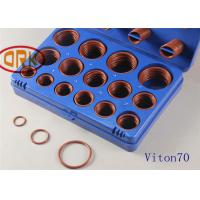 Wholesale Customized Viton O Ring Kits Low Temperature Resistant ±15 Volume Change from china suppliers