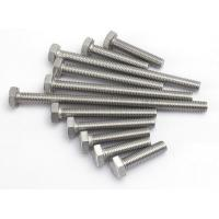 Wholesale Stainless steel outer hexagon bolt M5*8/16/20/25/30/35/40 from china suppliers