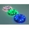 Buy cheap IP68 Solar Powered Ground Lights Garden Gutter LED Light Balls 10 Tons Resistance from wholesalers