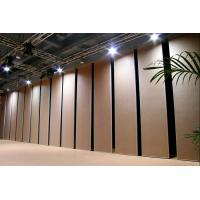 Wholesale Exhibition Aluminum Operable Partition Walls with Sliding Doors from china suppliers